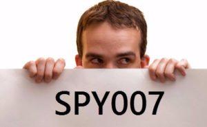 Spionkonkurranse