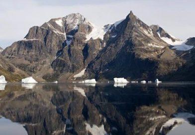 Fjell på Grønland