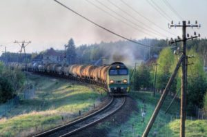 Hvilken vei går togets røyk