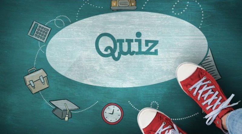 quiz spørsmål og svar
